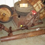 120mm Miinipilduja restaureerimine