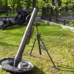 Valminud 120mm saksa miinipilduja