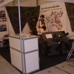 Turismimessil 2012  tutvustati kõiki Eesti sõjamuuseume (ESAP)