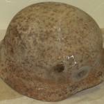 Restoring a helmet