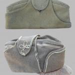 Kaitseväe ja Kaitseliidu mütsid 1926.